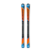 ������ ���� Blizzard 2015-16 SL Racing (Flat+plate) Orange-black-blue