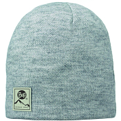 Шапка Buff KNITTED HATS BUFF SOLID WILLA MELANGE GREY