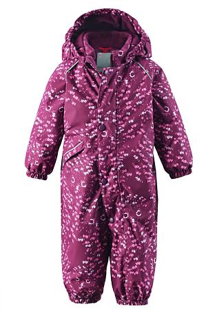 Купить Комбинезон горнолыжный Reima 2016-17 VIISAS СВЕКОЛЬНЫЙ Детская одежда 1274348