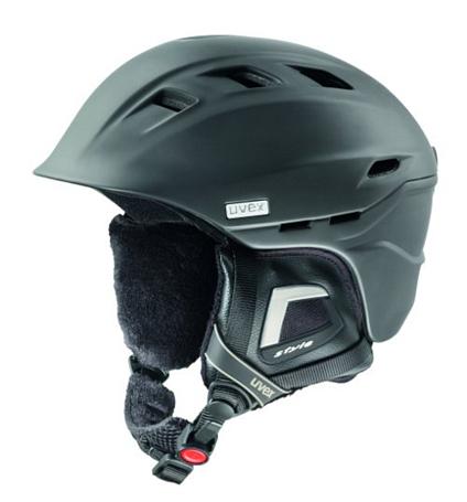 Купить Зимний Шлем UVEX Comanche 2 Black Mat, Шлемы для горных лыж/сноубордов, 847585