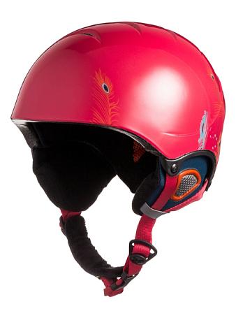 Купить Зимний Шлем ROXY 2016-17 MISTY GIRL PCK G HLMT BSQ1 PETERPAN_BLUE PRINT Шлемы для горных лыж/сноубордов 1309387