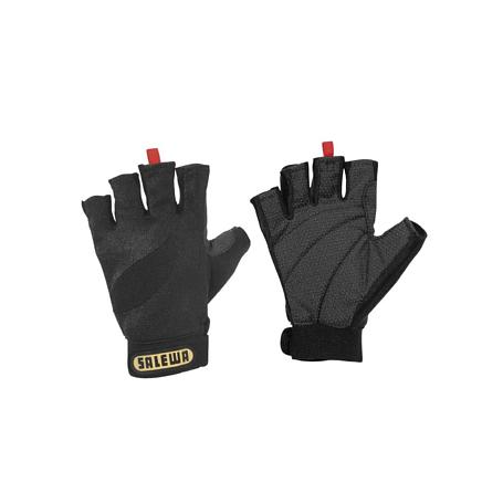 Купить Перчатки горные Salewa Alpine Gloves GLOVE VIA FERRATA BLACK Перчатки, варежки 893214