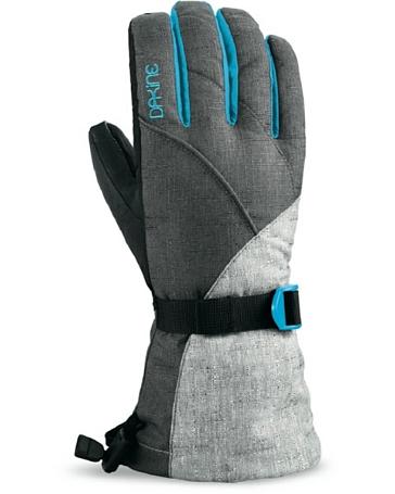 Купить Перчатки горные DAKINE 2013-14 DK CAPRI GLOVE CHAMBRAY Перчатки, варежки 1076920