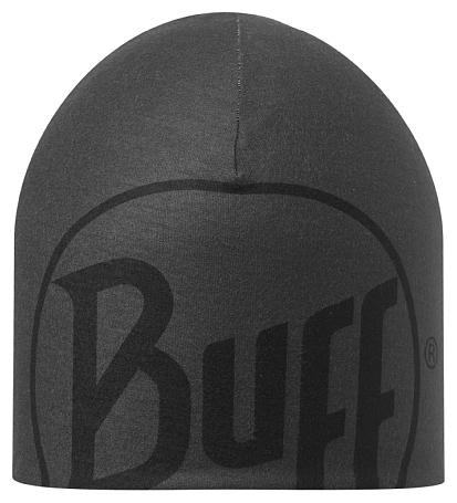 Купить Шапка BUFF Coolmax COOLMAX REVERSIBLE HAT R-LOGO GRAPHITE - ORANGE FLUOR Банданы и шарфы Buff ® 1185661