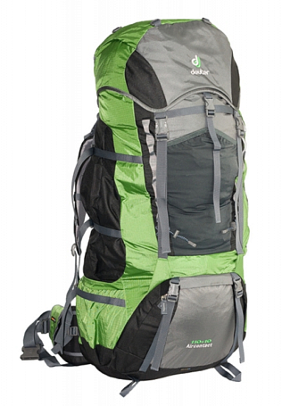 Рюкзак Deuter 2015 SMU Aircontact 110+10 granite-emerald /