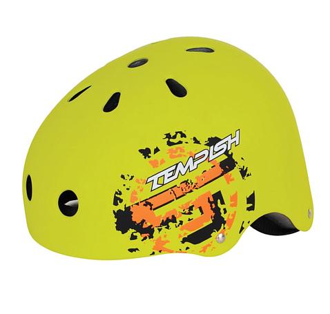 Купить Летний шлем TEMPISH SKILLET Z green Шлемы велосипедные 1254529