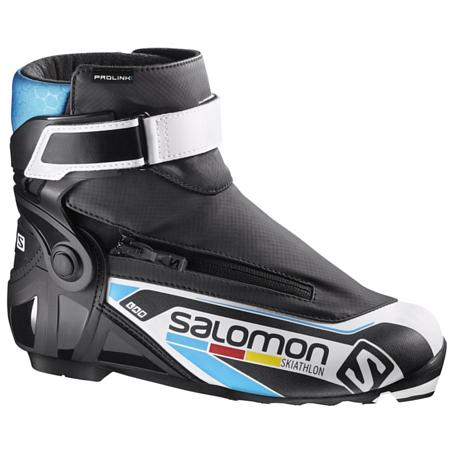 Купить Лыжные ботинки SALOMON 2016-17 Ботинки SKIATHLON PROLINK 1300491