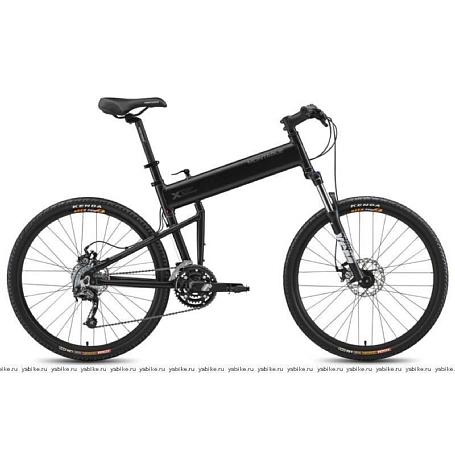 Купить Велосипед MONTAGUE Paratrooper 2015 черный Складные велосипеды 1185360