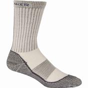 НоскиНоски<br>Женские носки Icebreaker Outdoor Lite Crew - мягкие и тёплые подойдут для всесезонного применения.<br> Благодаря уникальной комбинации качеств — воздухопроницаемости, отводу испарений, мягкости и устойчивости к образованию запахов — носки Icebreaker гарантированно являются самыми удобными носками, которые вы когда-либо носили.<br> <br> Особенности:<br> <br> - Плоский шов<br> - Анатомический крой носка<br> - Хорошая дышимость<br> - Поддержка ахилесового сухожилия<br> - Поддержка стопы<br> - Носки для хайкинга на круглый год