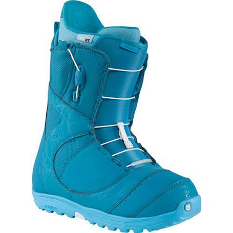 Купить Ботинки для сноуборда BURTON 2013-14 MINT THE TEAL DEAL 912260