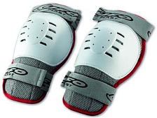 Защита колена NIDECKER 2020-21 Knee Guards White/Red
