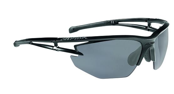 Купить Очки солнцезащитные Alpina 2017 ALPINA EYE-5 HR CM+ black matt, солнцезащитные, 1323635