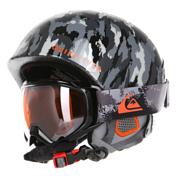 Зимний ШлемШлемы для горных лыж/сноубордов<br>Сноубордический шлем<br> <br> -Сверхлегкая двойная конструкция<br> -Пенный амортизирующий наполнитель EPS с козырьком из полимера EVA<br> -Фронтальная и верхняя вентиляция для эффективного воздухообмена<br> -Подкладка из шерпы и сетки<br> -Мягкие термоформованные съемные ушные накладки<br> -Подходит для использования с аудиосистемой<br> -Интегрированная система регулировки размера<br> -Ремень для подбородка из шерпы с застежкой Fidlock®<br> -Зажим для маски<br> -Вес 470 г