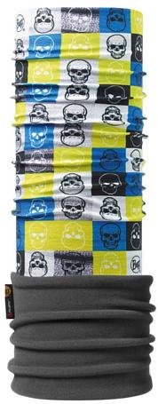 Купить Бандана BUFF Polar Buff CLAVE / GREY Детская одежда 1168915