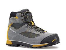 Ботинки Для Треккинга (Высокие) Dolomite 2017 Zernez Gtx Gunmetal/sunflower