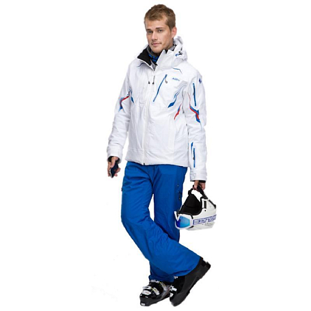 Купить Куртка горнолыжная Killy 2011-12 BERLINETTE II M JKT WHITE / TRUE BLUE SHADE K RED Одежда 739284
