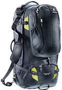 Рюкзак Deuter Traveller 80+10 Black/Moss