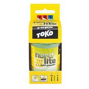 Порошок-ускоритель TOKO Nordlite Powder X-cold (белый, -15С и ниже, 60 гр.)
