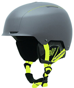 Зимний Шлем BLIZZARD Guide ski helmet, grey matt/neon yellow matt