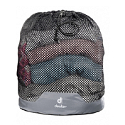 Упаковочный мешок Deuter Accessories Mesh Sack XL black-titan