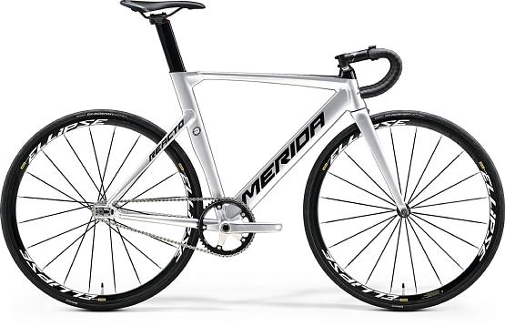 Купить Велосипед MERIDA Reacto Track 900 2017 Silver - Black, Спортивные, 1331262
