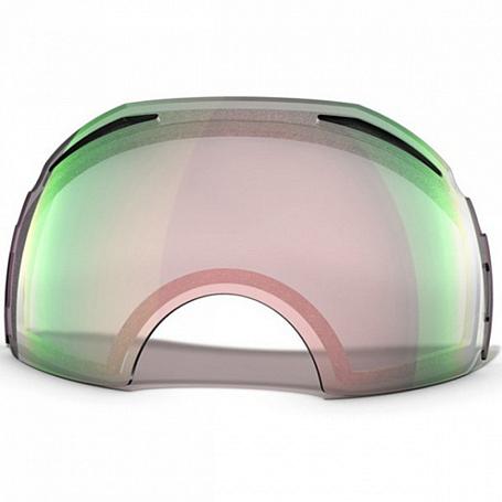 Купить Запасные линзы Oakley REPL. LENS AIRBRAKE DUAL VENTED /VR50 PINK IRIDIUM Очки горнолыжные 911108