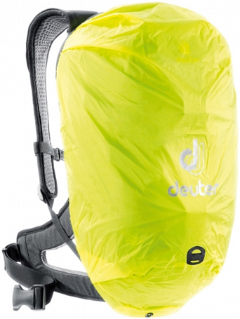 Чехол от дождя Deuter 2015 Accessories Raincover for Attack neon