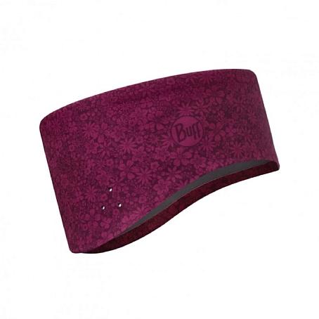Купить Повязка BUFF WINDPROOF HEADBAND YENTA PINK L/XL Банданы и шарфы Buff ® 1263536