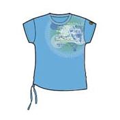 Футболка для активного отдыхаОдежда для активного отдыха<br>Детская футболка с коротким рукавом из хлопкового трикотажа с декоративной печатью спереди. <br>- антимоскит; <br>- мягкая на ощупь.<br><br><br>Пол: Унисекс<br>Возраст: Детский<br>Вид: майка, футболка