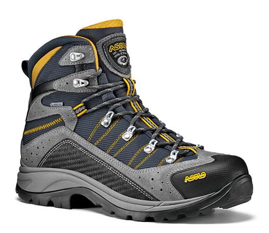 Купить Ботинки для треккинга (высокие) Asolo 2015-16 Hike Drifter GV MM Donkey / Gunmetal Треккинговая обувь 1198635