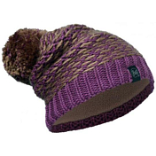 Шапка Buff LEISURE COLLECTION KNITTED & POLAR HAT BUFF KIRVY FOSSIL