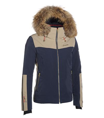Купить Куртка горнолыжная PHENIX 2015-16 Lily Jacket (куртка + капюшон с мехом) IN Одежда 1221300