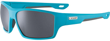 Очки солнцезащитные CEBE 2020 Strickland Soft Touch Blue Grey/Zone Polarized Grey Silver