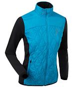 ������ ������� Bjorn Daehlie JACKET/PANTS Jacket EASY Women Hawaiian Ocean/Black (�������/������)