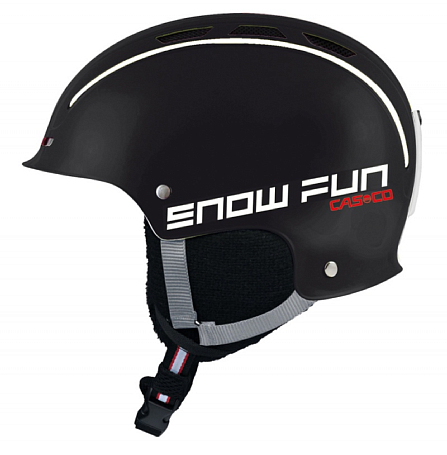 Зимний Шлем Casco 2015-16 Snow Fun Junior black
