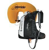 Противолавинный Рюкзак Scott 2016-17 Рюкзак Air Mtn AP 20 Kit White/black