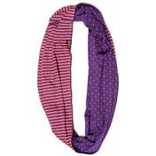 БанданаАксессуары Buff ®<br>Модный шарф-снуд от Buff - это универсальный головной убор, который может превращаться в шарф или капюшон. Прекрасно сочетается с повседневной городской одеждой.<br>Состав: 100% полиэстер.<br><br>Пол: Унисекс<br>Возраст: Взрослый<br>Вид: шарф, снуд