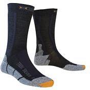 Носки X-bionic 2016-17 X-socks Trekking Silver B014 / Черный