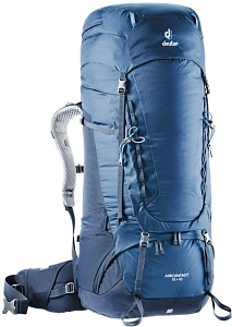 Рюкзак Deuter 2020 Aircontact 75+10 Midnight/Navy