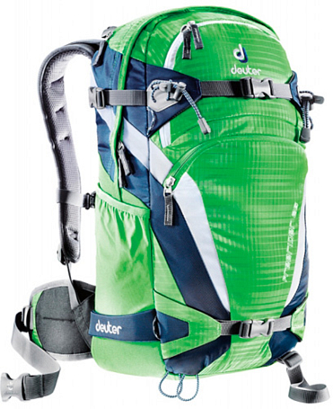 Рюкзак Deuter 2015 Alpine Winter Freerider 26 spring-midnight