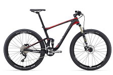 Велосипед Giant Anthem Advanced 27.5 2 2016 Comp/Red
