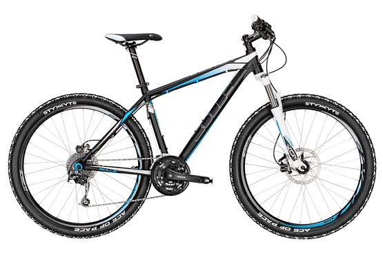 Купить Велосипед Bulls Vanida 27,5 2016 black matt/white / Черно-белый Горные спортивные 1250480
