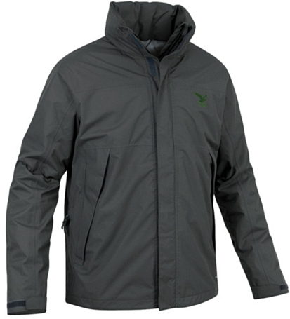 Куртка туристическая Salewa Alpine Active ALPIN PTX M JKT carbon (серый)