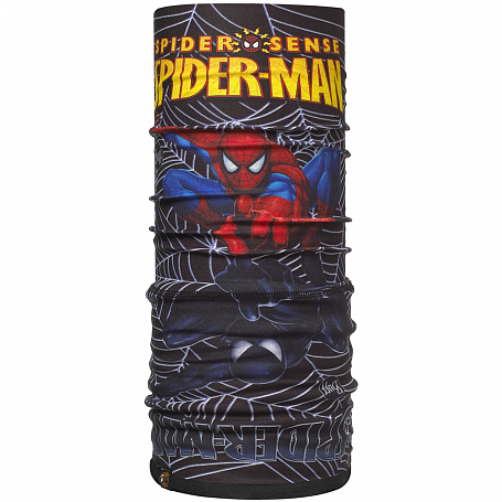 Бандана BUFF 2012-13 Licenses SPIDERMAN™ JUNIOR POLAR BUFF®  VENOM / BLACK