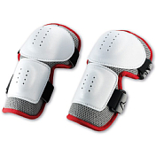 Защита локтей NIDECKER 2016-17 multisport elbow guards white/red