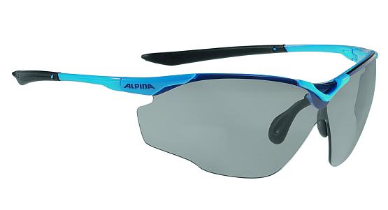 Купить Очки солнцезащитные Alpina 2018 SPLINTER SHIELD VL blue-black, солнцезащитные, 1323656
