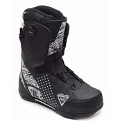 Ботинки для сноуборда Black Fire 2013-14 B&W 2QL black