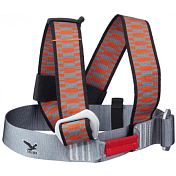 Обвязка Salewa BUNNY CHEST HARNESS ORANGE/AVIO
