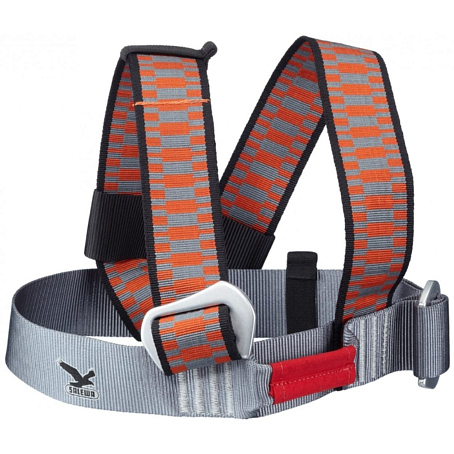 Обвязка Salewa Harnesses BUNNY CHEST HARNESS ORANGE/AVIO
