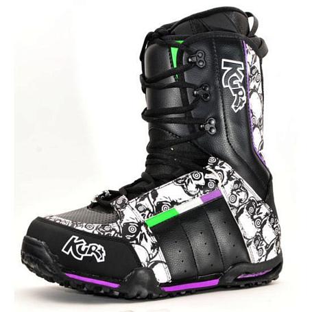 Купить Ботинки для сноуборда Black Fire 2011-12 Kurt 764622